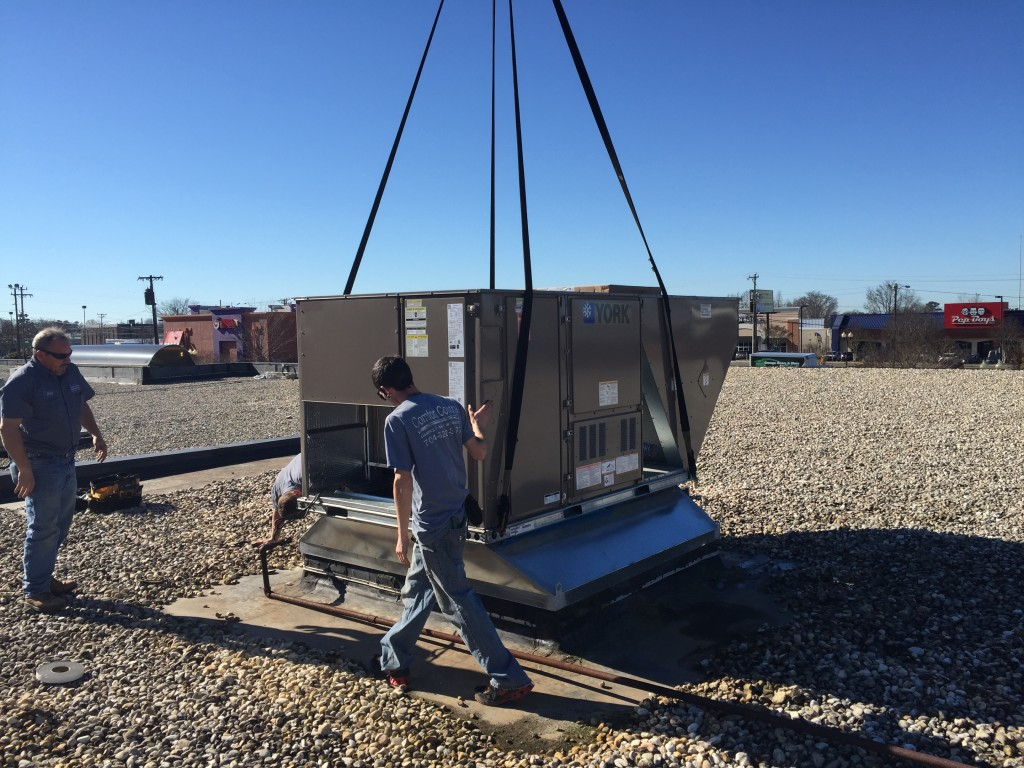 York Commercial Rooftop Replacment-Comfort ControlJPG