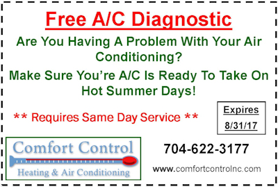Charlotte Air Conditioning Diagnostic Services