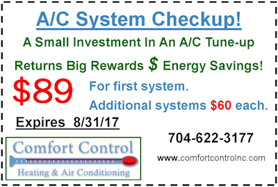Charlotte A/C System Service and Checkup