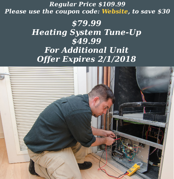 Charlotte Heating Fall Tune-up Special